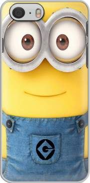 Minions Face Hoesje voor Iphone 6 4.7