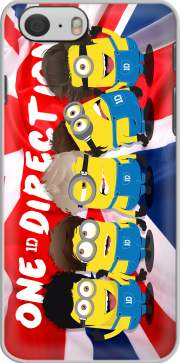 Minions mashup One Direction 1D Hoesje voor Iphone 6 4.7