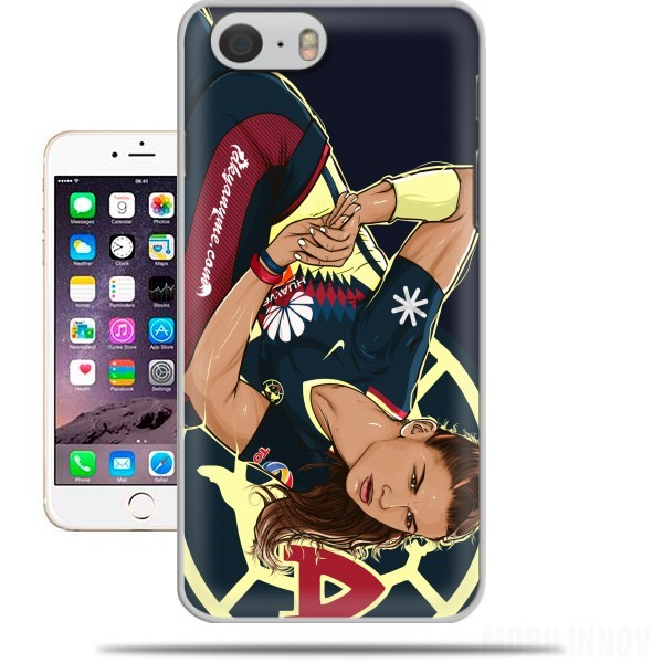 Hoesje Morgan Club America  voor Iphone 6 4.7