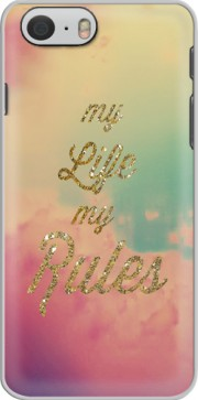 My life My rules Hoesje voor Iphone 6 4.7
