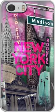 New York City II [pink] Hoesje voor Iphone 6 4.7