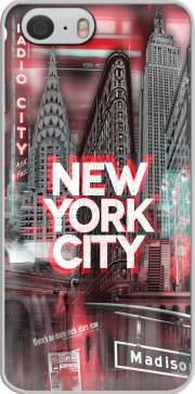 New York City II [red] Hoesje voor Iphone 6 4.7