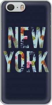New York Floral Hoesje voor Iphone 6 4.7