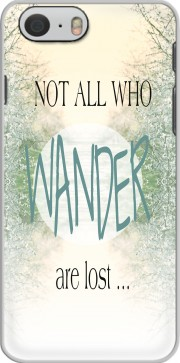 Not All Who wander are lost Hoesje voor Iphone 6 4.7
