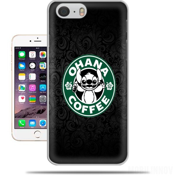 Hoesje Ohana Coffee voor Iphone 6 4.7