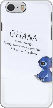 Ohana Means Family Hoesje voor Iphone 6 4.7