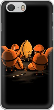Orange Kill Fruit Hoesje voor Iphone 6 4.7