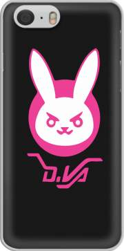 Overwatch D.Va Bunny Tribute voor Iphone 6 4.7