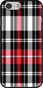 Red Plaid Hoesje voor Iphone 6 4.7