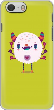 Puffy Monster Hoesje voor Iphone 6 4.7