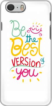 Quote : Be the best version of you Hoesje voor Iphone 6 4.7