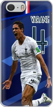 Raphael Varane Football Art voor Iphone 6 4.7