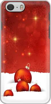 Red Christmas Hoesje voor Iphone 6 4.7