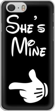 She's mine - in Love Hoesje voor Iphone 6 4.7