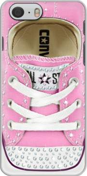 All Star Basket shoes Pink Diamonds Hoesje voor Iphone 6 4.7