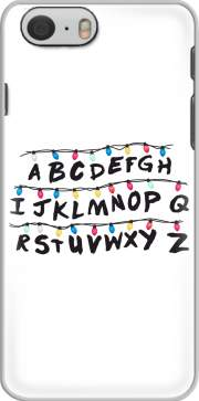 Stranger Things Lampion Alphabet Inspiration voor Iphone 6 4.7