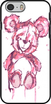 Pink Teddy Bear Hoesje voor Iphone 6 4.7