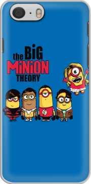 The Big Minion Theory Hoesje voor Iphone 6 4.7