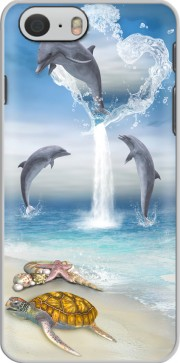 The Heart Of The Dolphins Hoesje voor Iphone 6 4.7