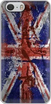 Union Jack Painting Hoesje voor Iphone 6 4.7