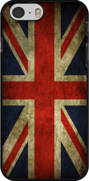 Old-looking British flag Hoesje voor Iphone 6 4.7