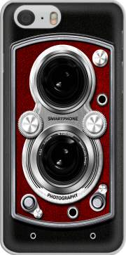 Vintage Camera Red Hoesje voor Iphone 6 4.7