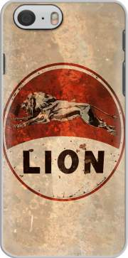 Vintage Gas Station Lion voor Iphone 6 4.7