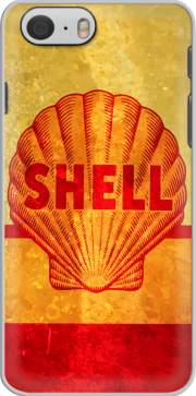Vintage Gas Station Shell voor Iphone 6 4.7
