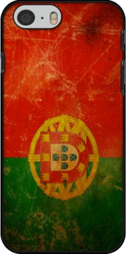 Vintage Flag Portugal Hoesje voor Iphone 6 4.7
