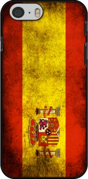 Flag Spain Vintage Hoesje voor Iphone 6 4.7