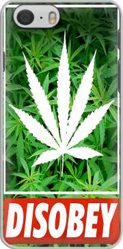 Weed Cannabis Disobey Hoesje voor Iphone 6 4.7