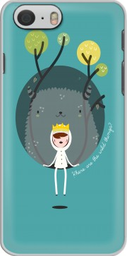 Where the wild things are Hoesje voor Iphone 6 4.7