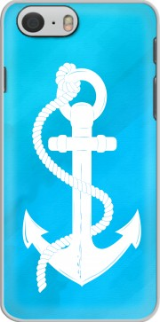 White Anchor Hoesje voor Iphone 6 4.7