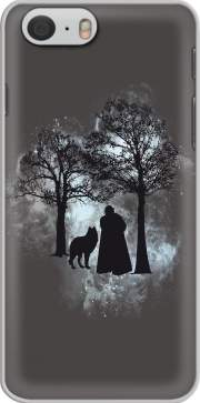 Wolf Snow Hoesje voor Iphone 6 4.7