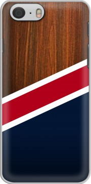 Wooden New England Hoesje voor Iphone 6 4.7