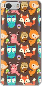 Woodland friends Hoesje voor Iphone 6 4.7