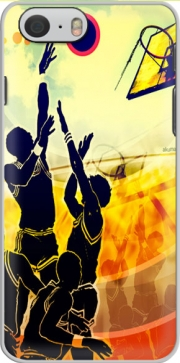 Basketball is life Hoesje voor Iphone 6s