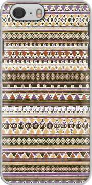 Brown aztec native bandana Hoesje voor Iphone 6s