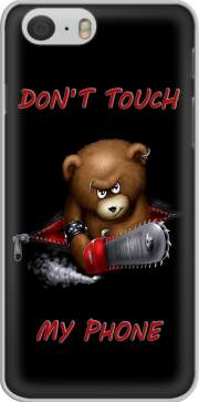 Don't touch my phone Hoesje voor Iphone 6s
