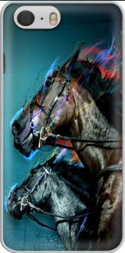 Horse-race - Equitation Hoesje voor Iphone 6s
