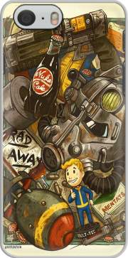 Fallout Painting Nuka Coca Hoesje voor Iphone 6s