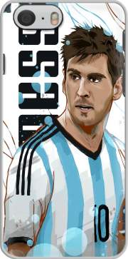 Football Legends: Lionel Messi World Cup 2014 Hoesje voor Iphone 6s