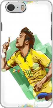 Football Stars: Neymar Jr - Brasil Hoesje voor Iphone 6s