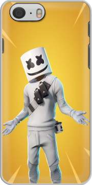 Fortnite Marshmello Skin Art Hoesje voor Iphone 6s