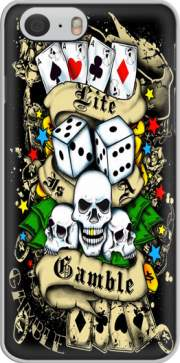 Love Gamble And Poker Hoesje voor Iphone 6s