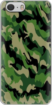 Green Military camouflage Hoesje voor Iphone 6s