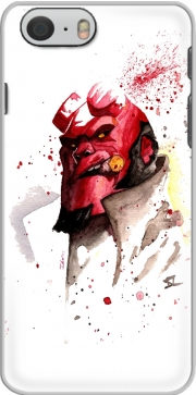Hellboy Watercolor Art Hoesje voor Iphone 6s