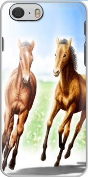 Horse And Mare Hoesje voor Iphone 6s