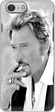 johnny hallyday Smoke Cigare Hommage Hoesje voor Iphone 6s