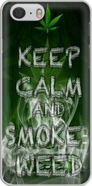 Keep Calm And Smoke Weed Hoesje voor Iphone 6s